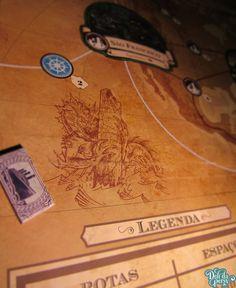 Eldritch Horror - Monstros no tabuleiro #EldritchHorror #Boardgame #DeliDaPersy #GalapagosJogos.jpg