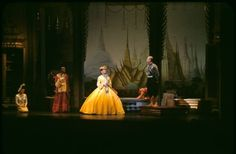 Production Stills from the Original KING AND I
