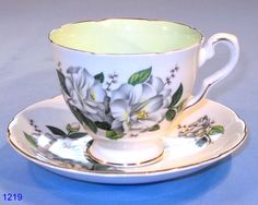 antique tea cups and saucers - Google Search