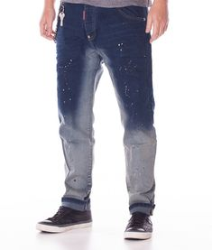 Dsquared Blugi DSQ Overflow Slim   Blugi   Blugi si Pantaloni   Brande Indigo, Slim, Couture, Model, Pants, Fashion, Italia, Trouser Pants, Moda