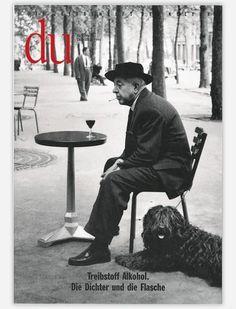 Treibstoff Alkohol. Die Dichter und die Flasche. DU. 1994. Heft 12. Dezember. Verlag: Zch., Conzett & Huber., 1994 4°. (...)