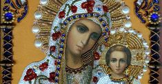 43 new Ideas poor children art sad Divine Mother, Blessed Mother Mary, Blessed Virgin Mary, Madonna Art, Madonna And Child, Religious Icons, Religious Art, Hail Holy Queen, Images Of Mary
