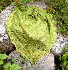 Ravelry: Kind of lacy pattern by JennyPenny