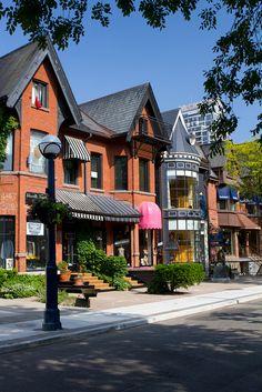 Yorkville © Christina Varro #canada #toronto #downtown #yorkville #cantstopdreaming