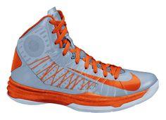 "Nike Hyperdunk 2012 ""Syracuse"""