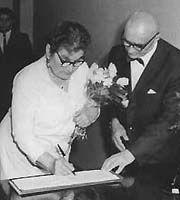 Мария Милляр и Георгий Милляр. 1969