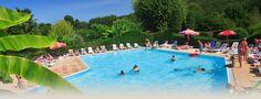 Camping 5 sterren met zwembad in de Dordogne-Lascaux-Sarlat- gelegen aan de rivier | Vacances en camping au Paradis