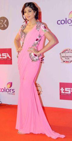 Shilpa Shetty at the Television Style Awards. #Bollywood #Fashion #Style #Beauty