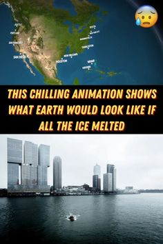 This Chilling Animation Shows What Earth Would Look Like If All The Ice Melted Having lived a not insignificant portion of my life next to the Pacific Ocean, I can firmly say that it lives up to its billing. It's a marvel, and, like the night sky, if you stare at it long enough, you'll lose yourself in its infinite depths. Winter Fashion Casual, Casual Winter, Balayage Hair, Ombre Hair, Flower Aesthetic, Ear Jewelry, Flower Wallpaper, Pacific Ocean, Cute Casual Outfits