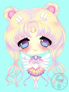 sailor moon chibi version please comment if you like my drawings www.patreon.com/fruistsrabbit?…