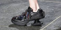 The Beauty Cuts: Sneakers Trend 2018 !!