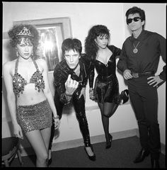 The Cramps, photo by Cam Garrett