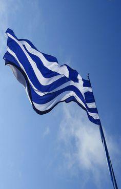 Zorba The Greek, Countries Europe, Mean Friends, Greek Flag, Greek Beauty, Greek Isles, Greek Quotes, Macedonia, Stay Strong