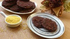 Jaglane ciasteczka z kokosową nutką | Zdrowe Przepisy Pauliny Styś