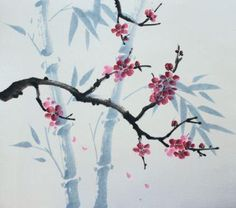 Painting the Four Gentlemen - An Introduction to Chinese Brush Painting