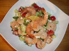 Cooking with love  !  : Salata cu creveti ( Shrimp salad )