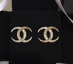 Chanel Moonlight Crystal Earrings. Get the lowest price on Chanel Moonlight Crystal Earrings and other fabulous designer clothing and accessories! Shop Tradesy now