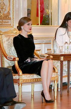 Reina Letizia look