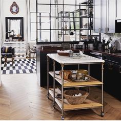 Kitchen Island | Old Plank Antiques