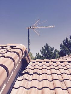 Professional Digital Hdtv Antenna Installation In North Glendale Arizona By Free Hdtv Az Live Outdoor Tv Antennaglendale