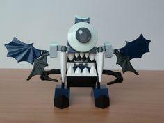 LEGO MIXELS GLOWKIES MAX instructions video Mixels Serie 4 Lego 41533 Globert Lego 41534 Vampos Lego 41535 Boogly