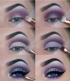 60 Easy Eye Makeup Tutorial for Beginners Step by Step Ideas (Eyebrow & Eyeshadow) . - 60 Easy Eye Makeup Tutorial for Beginners Step by Step Ideas (Eyebrow & Eyeshadow) – Makeup Tutor - Simple Eye Makeup, Eye Makeup Tips, Makeup Goals, Smokey Eye Makeup, Makeup Inspo, Makeup Inspiration, Hair Makeup, Makeup Ideas, Makeup Hacks