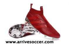 Comprar Ofertas de yurmery zapatos para hombre Ace 16 Purecontrol rojo.  Botines FutbolZapatos De FútbolBotas ... 6a01b462e08e3