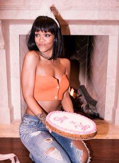 Rihanna's Style.