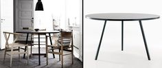 Loop TABLE HAY http://decdesignecasa.blogspot.it