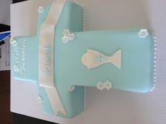 Pretty cake - first communion