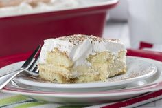 A classic tiramisu is unbeatable, but unfortunately, laden with fat and calories. Try our Lighter Tiramisu instead. We promise you're not missing anything, and your friends and family will love you even more for keeping it light!