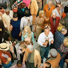 "Behind the scenes of Alex Prager' new show ""Face in the Crowd"""