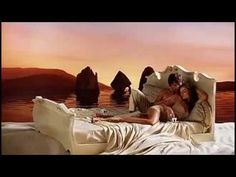 The 2011 Lavazza calendar by Mark Seliger I Capri. actress Olivia Wilde and her husband Tao Ruspoli recline on the beach as dawn breaks.