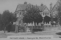 The Guest House, 1 Cossington Road, Westcliff-on-Sea.
