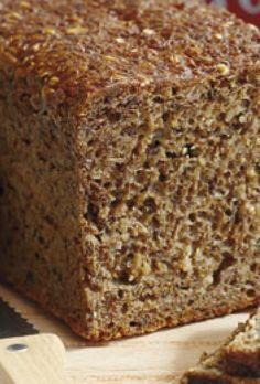 Hjemmebagt rugbrød Gluten Free Recipes, Bread Recipes, Whole Food Recipes, Cook N, Norwegian Food, Rye Bread, Paleo Life, Banana Bread, Sweet Tooth