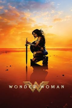 Gal Gadot in Wonder Woman Hindi Movies, Dc Movies, Movies To Watch, Movies Online, Movies 2019, Logo Wonder Woman, Wonder Woman Film, Wonder Women, Wonder Woman 2017 Poster