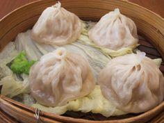 Shanghai Soup Dumplings. So yummy.