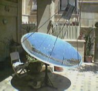 Build it Solar:  solar cooking with stored heat