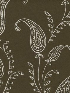 another updated paisley wallpaper by Brewster Wallcoverings Company.  luv it:)