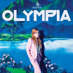 Olympia album cover for Austra Olympia, Dance Music, New Music, Dark Lyrics, Sigur Ros, Cool Things To Buy, Things To Come, Pochette Album, Music Images
