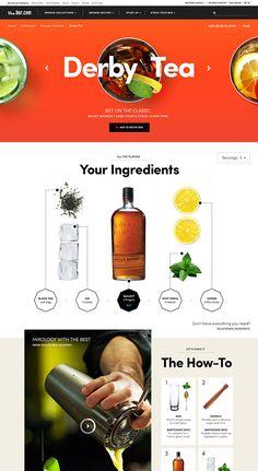 Diageo on Web Design Served