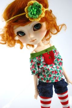 Kiki, custom Pullip doll by Miema