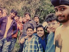 B.Tech. 1st Year Students Induction Program at Ayar Jungle, Nainital