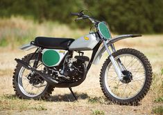 Honda CR125 Elsinore 1974, my first and only attempt at motocross, it started my dismissal of two stroke engines as viable due to their inefficiency and pollution. The power band of two stroke engines probably got better in time but this was real nasty.