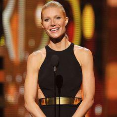 How to Achieve Gwyneth Paltrow's Grammy Awards Arms