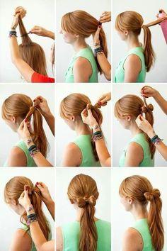 Fabulous Bow Tie Hairstyle Impression Hair Style Short Hairstyles Gunalazisus