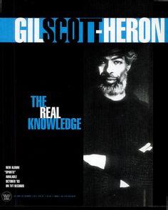 Gil Scott-Heron - Spirits (Vibe September 1993)