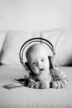 Desde pequeño en la música