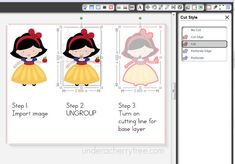 Silhouette Studio Tutorial: Print-and-Cut Basics | Under A Cherry Tree