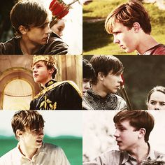 The Chronicles of Narnia - Profiles of Peter Pevensie.